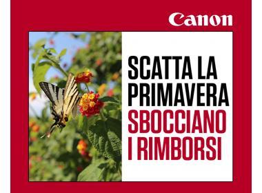 Canon Spring Campaign 2019