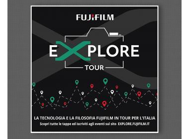 Fujifilm Explore Tour - 25 Maggio 2019
