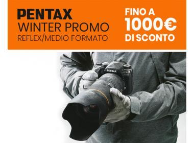 Pentax Winter Promotion 2019